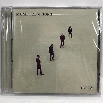 Mumford & Sons Delta Music CD 2018 New Sealed Guiding Light - If I Say - Beloved