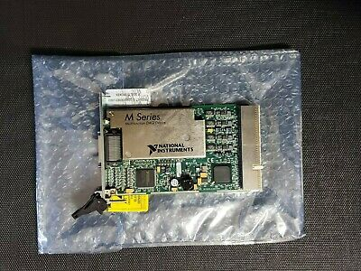 National Instruments NI PXI-6289 32ch 18-bit M-Series Multifunction DAQ