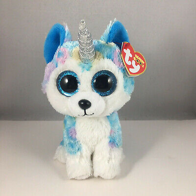 "2019 TY Beanie Boos 9/"" Medium AVERY Pastel Ostrich Plush Stuffed Animal Toy MWMT"