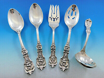Francis I Old by Reed & Barton Sterling Silver Essential Serving Set Large 5-pc