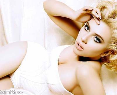 Scarlett Johansson 8x10 Photo 034