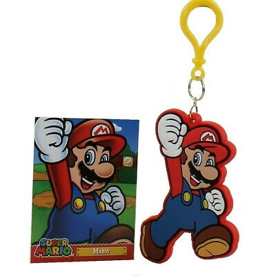 Enterplay Hanger Clip /& Matching Card - New 3.5 inch TOAD Super Mario