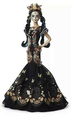 Barbie Dia De Los Muertos Doll 2019 Day Of The Dead *PREORDER*