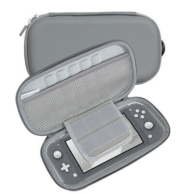 Hermitshell Hard EVA Travel Case for Nintendo Switch Lite Gaming  (Grey)