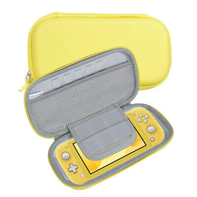 Hermitshell Hard EVA Travel Case for Nintendo Switch Lite Gaming  (Yellow)