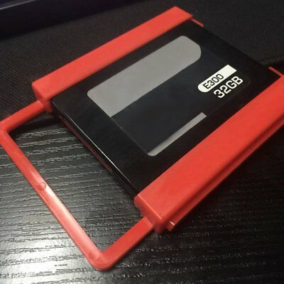 2.5 to 3.5 SSD HDD Notebook Hard Disk Drive Mounting Bracket Adapter Holder pp