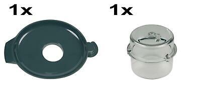 SET Mixtopfdeckel Messbecher Dosierer Topf Thermomix TM21 Alternativ Vorwerk