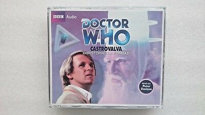 Doctor Who : Castrovalva by Christopher H. Bidmead (CD-Audio, 2010)