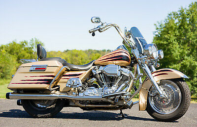 2003 Harley-Davidson Touring  2003 Harley-Davidson Screamin' Eagle CVO Road King FLHRSEI2 Ton's of Extras!!