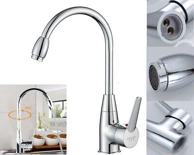 Practical Modern Durable Fashion Kitchen Faucet Hot and Cold Water Tap Mixer