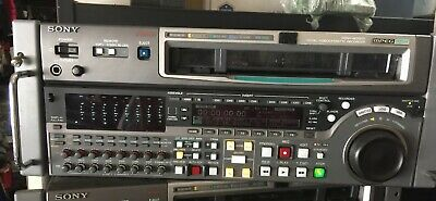 Sony MSW-M2000 Digital Videocassette Recorder Betacam - MPEG IMX  tested