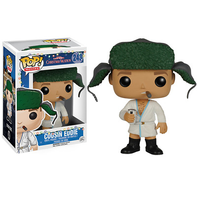 Funko Pop! Movies: National Lampoon's Christmas Vacation: COUSIN EDDIE #243