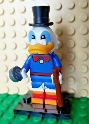 LEGO Disney Series 2 Collectible MiniFigure Scrooge McDuck 71024 COMPLETE
