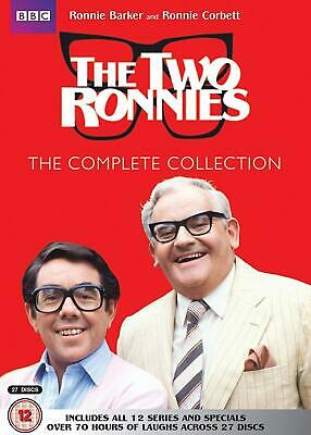 The Two Ronnies: The Complete Collection DVD (2016) Michael Hurll ***NEW***