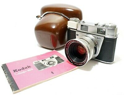Kodak Retina IIIS | Retina Xenon F1.9/50mm Lens | Excellent Condition.