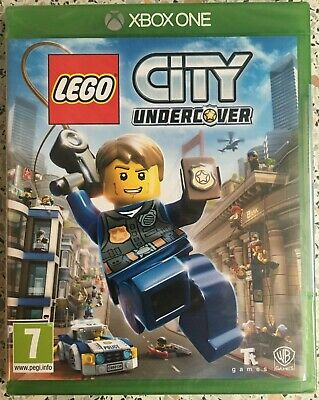 LEGO City Undercover sur XBOX ONE / Neuf & Sous Blister / Version FR