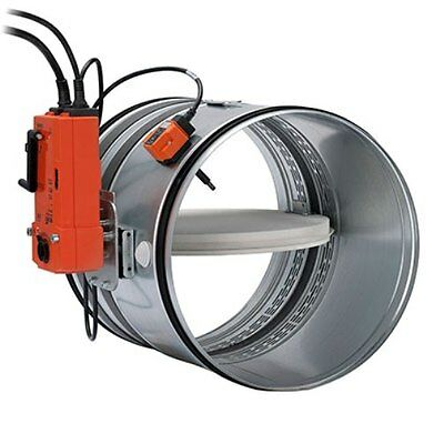 Fire dampers-WH-25, Ø 100-315, With Belimo Motor BLF230T