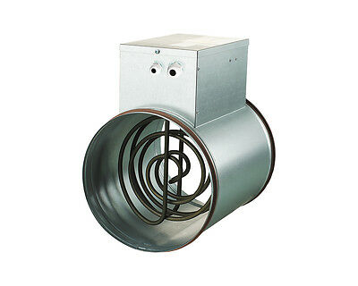 Electro-Heating Coil Dn 100/125 Vents