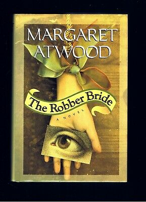 MARGARET ATWOOD ~ THE ROBBER BRIDE ~ HANDMAIDS TALE ~ 1st Ed ~ NEAR FINE COND