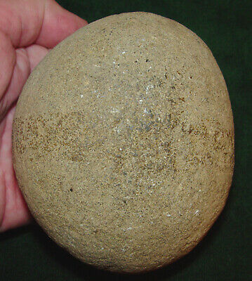 Native American Indian Grinding or Hammer Stone - Found in, PA
