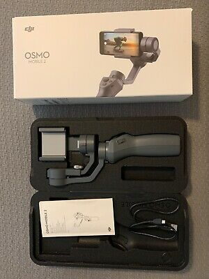 DJI Osmo Mobile 2 Smartphone Gimbal, perfect condition, all original items + box