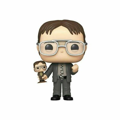 Preorder Funko Pop Dwight Schrute Office Nycc 2019 Shared Exclusive