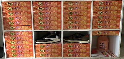 Travis Scott X Reeses Puffs Cereal 100% New  Cactus Jack Limited (35 Boxes)