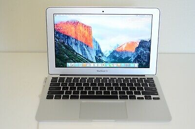 "Apple Macbook Air 11.6"" Intel Core 2 Duo 1.4GHz, 2GB, 64GB SSD, 2010 Model"