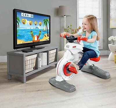 Fisher Price Think & Learn Smart Cycle Educational Toy 3-6 Yrs Kids Interactive