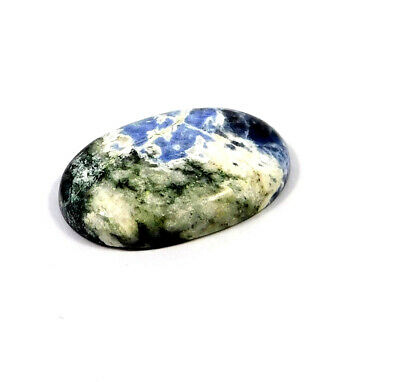 28 Cts. 100% Natural Sodalite Loose Cabochon Gemstone NG21156