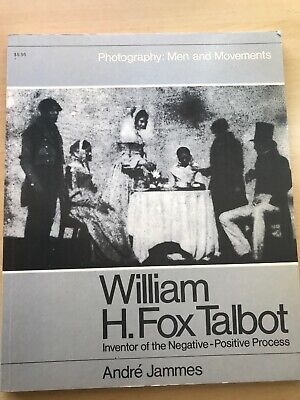 William H.Fox Talbot Men And Movements - A. Jammes