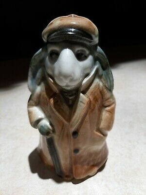 Dressed Rabbit Still Bank / Money Box Marked Austria