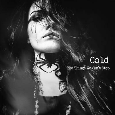The Things We Can't Stop Cold Beautiful Life Audio CD Napalm Records Discs 1