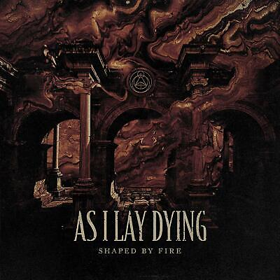 Shaped By Fire As I Lay Dying Audio CD Nuclear Blast Discs 1 September 20, 2019