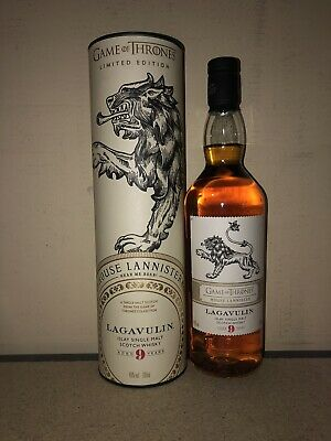 Game Of Thrones Lagavulin 9 Year Old Select Reserve Scotch Whisky 700ml