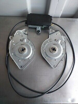 Porsche Boxster 986 Roof MOTOR & CABLES COMPLETE Hood Motor 2000-2004