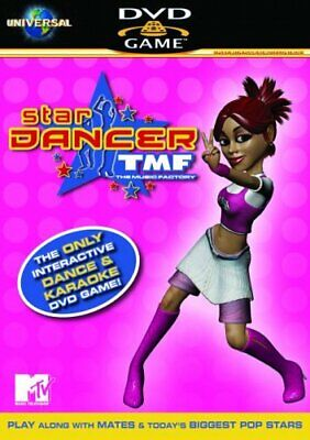 Star Dancer - Interactive DVD Game  [Interactive DVD] - DVD  OCLN The Cheap Fast
