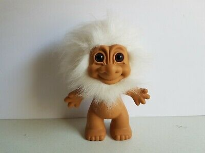 Russ Troll Doll Large Sized Santa Claus 9 Inches Vintage No Clothes
