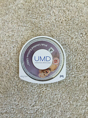 Pink Limited Edition UMD Video for Sony PSP *Cart Only*