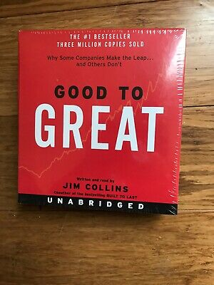 Good to Great : Why Some Companies Make the Leap and Others Don't , CD Set