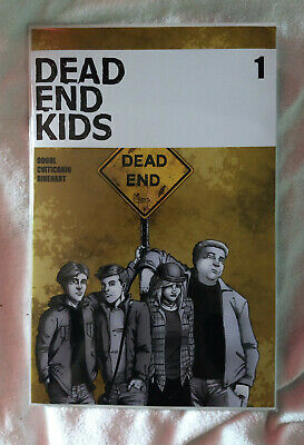 DEAD END KIDS #1 (Source Point Press) Hot Indie - NM+ unread