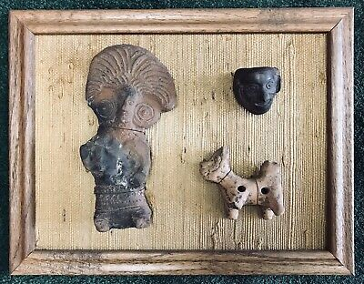 Pre Columbian Pottery Collection