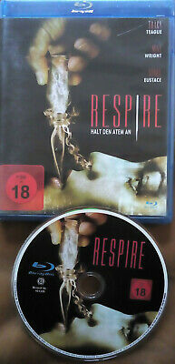 RESPIRE Halt den Atem an Blu Ray Horror Sci Fi Thriller Krimi Splatter Slasher