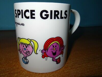 Spice Girls Spiceworld Tour 2019- LITTLE MISS - MUG - ONLY available on the Web