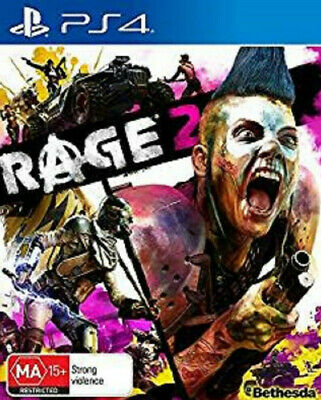 Rage 2 - Playstation 4 Game
