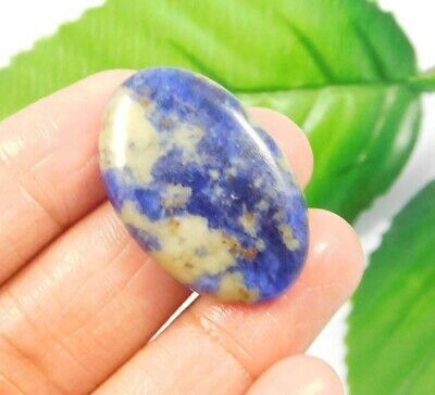 24 Cts. 100% Natural Sodalite Loose Cabochon Gemstone NG2238