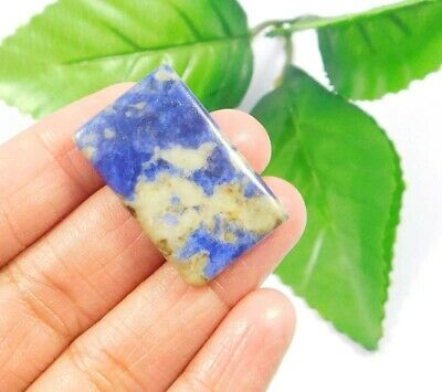 34 Cts. 100% Natural Sodalite Loose Cabochon Gemstone NG2222