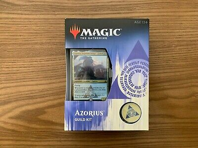 MTG Sealed Ravnica Allegiance Azorius Guild Kit FREE & FAST SHIPPING!