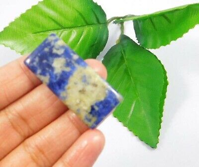 35 Cts. 100% Natural Sodalite Loose Cabochon Gemstone NG2219