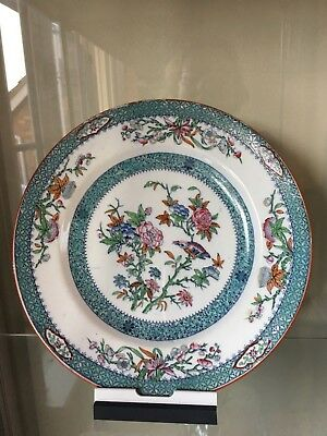 Early Minton New Stone Plate, A270 Pattern, circa 1857